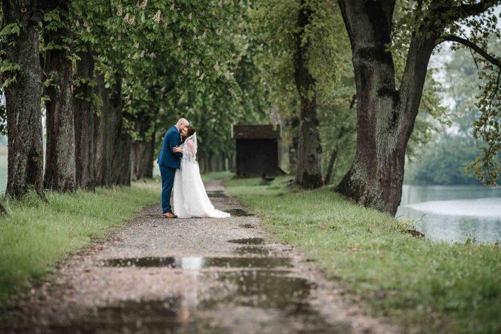 Emotionales Brautbild
